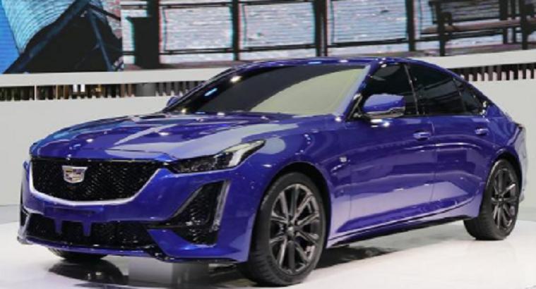 运动豪华轿车凯迪拉克CT5正式上市,27.97万起售